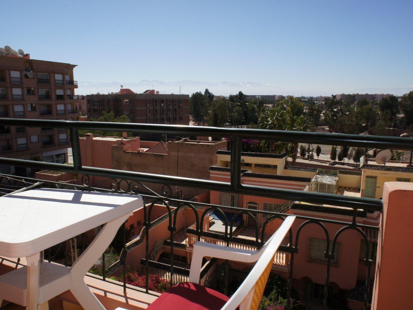 Location Appartement Pour Les Vacances A Marrakech Au Maroc